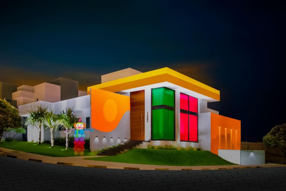 As Melhores Casas de Festas Infantis em Brasília DF