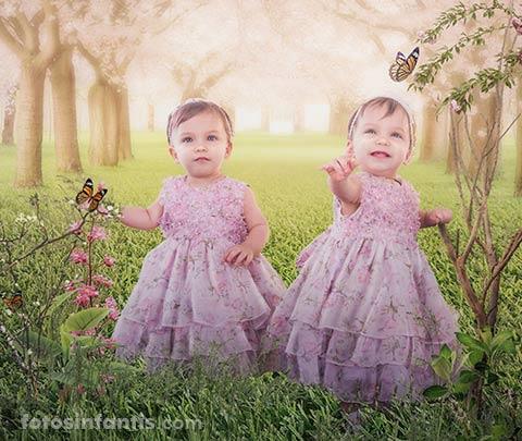 Foto Artística Infantil