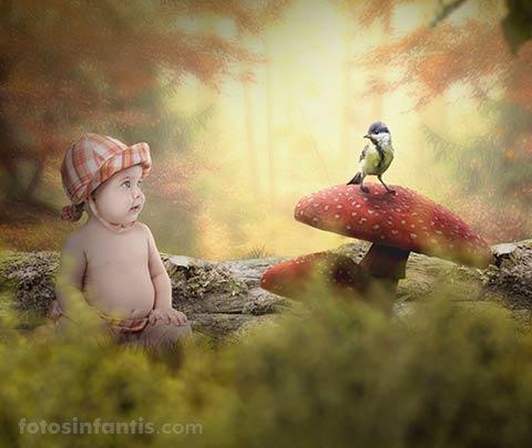 Fotos Artísticas Infantis
